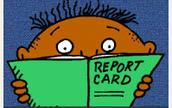 REPORT CARD MEETING