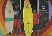 Help Us Raise Money to Support After-School Surfing Programs in the Philippines
