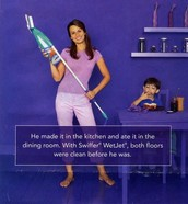 Mothers in Advertising: