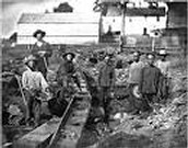 1849 - California gold rush starts