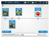 Web 2.0 Tool - ReadWriteThink Timelines