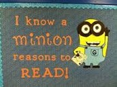 MARCH IS READING MONTH - KEEP ON READING