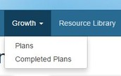 Is your growth plan submitted in Iobservation?