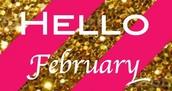 February week 1 Leader check in!