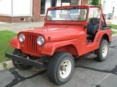 1960s Jeep CJ4