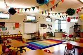 Our classroom again!