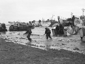 D-Day - Battle of Normandy