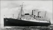 Ship traveling