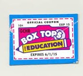 Box Top Challenge Ends Monday 3/21