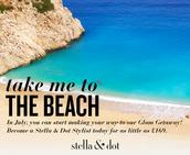 Glam getaway - Earn a FREE holiday!