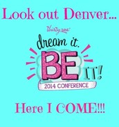 It's time to paint Denver PINK!!!