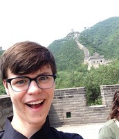 Me and the Great Wall