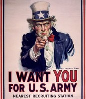 """Uncle Sam"" Propoganda"