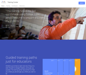Google Training Center