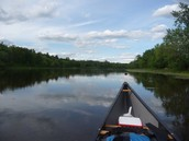 Canoeing on the St. Croix!