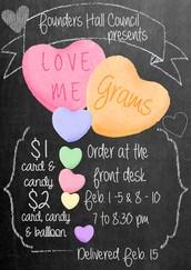 Love Me Grams!