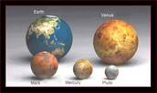 How big is mars