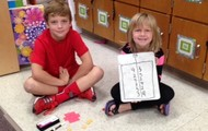 Shake and Spill Number Combinations