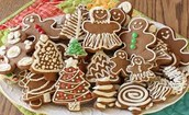 Christmas Gingerbread Decorating