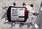 Что такое донорство крови или её компонентов?