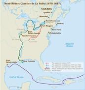 Routes of Explorer