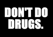 because it says it in black that a drug collar