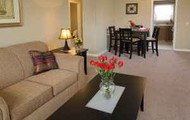 Spacious living and dining!