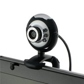 Webcam o Cámara digital