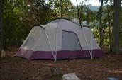 Kindergarten Goes Camping