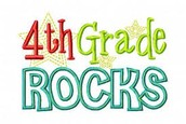 Fourth Grade Rocks!