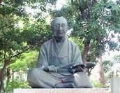 Chikamatsu Monzaemon