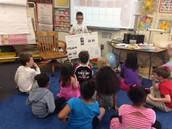 Sami présente son projet