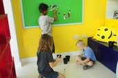 The  Compass Education Tinkering Lab is now open !