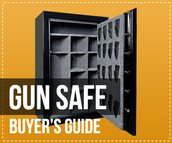Order a gun safe on the internet
