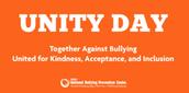 Unity Day on Wednesday
