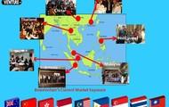 Binuo sa 8 mga bansa ng Asia!