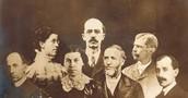 La famille des frères Wright