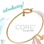 Our Newest Collection, CORE by Origami Owl