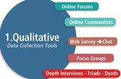 What is Qualitative and Quantitative?