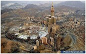 Come and explore the city and find out about the life of Muhammand