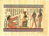 Isis, Ra, Horus, Osiris