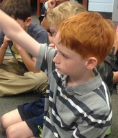 Evan was great at inferring!