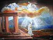 אליהו עולה השמימה