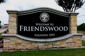 Friendswood Welcomes YOU!