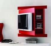 Mueble televisor multifuncional