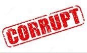 """""""The Corrupt Bargain"""""""