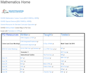 2015-16 Math Final Exams