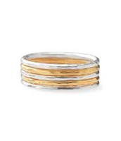 Stackable Bands Ring Size 8