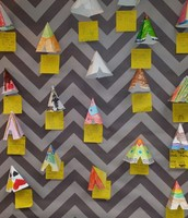 Paper Tepees