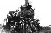 A revolucion dos transportes.